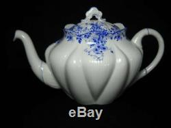 16 Pc Shelley Dainty Tea Set Teapot Creamer & Sugar 6 Cups & Saucers in 6 Colors