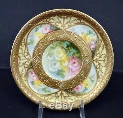 Antique Royal Adderley Demitasse Cup & Saucer, Nouveau