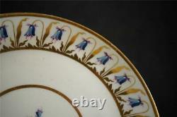 C1796 Antique Worcester Barr & Flight & Barr Tea Cup & Saucer Pinched Handle