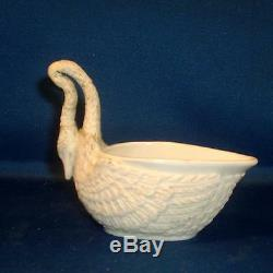 Fine Antique 18th century French Old Paris Porcelain Swan Tea Cup Bisque 1800