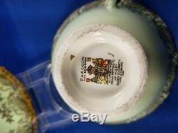 Paragon bone china tea cup and saucer Rare One