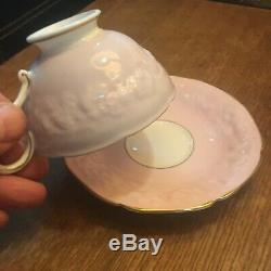 Paragon fortune telling teacup Tasseography tarot tea cup & saucer occult