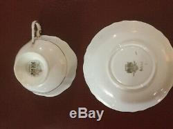 Paragon tea cup saucer
