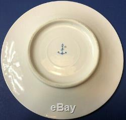 Rare Ernst Bohne Sogne Swan Tea Cup and Saucer