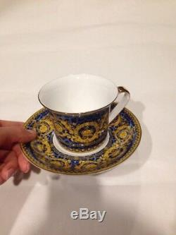 Rosenthal Versace Tea Cup and Saucer