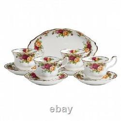 Royal Albert Old Country Roses 9-piece Tea Set #15210685 Brand Nib Save$$ F/sh
