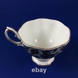 Royal Albert Senorita Bone China Tea Cup And Snack / Tennis Set